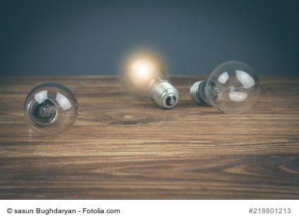Glühlampen Verbot